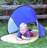Baby Badematte mit Dach Pop Up
