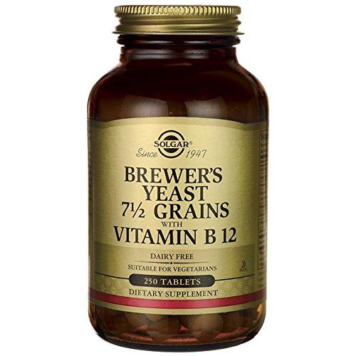 Solgar Brewer's Yeast with Vitam...