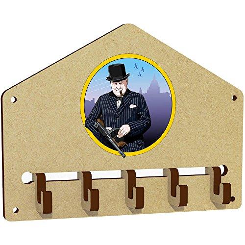Winston Schlüssel ('Winston Churchill' An der Wand befestigter Schlüsselhaken / Halter (WH00032177))