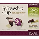 Fellowship Cup (Prefilled Communion Cup) x 100 [081407011585]