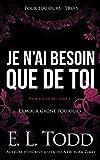 Telecharger Livres Je n ai besoin que de toi (PDF,EPUB,MOBI) gratuits en Francaise