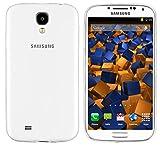 mumbi UltraSlim Hülle für Samsung Galaxy S4 Schutzhülle transparent