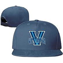 41b6d8e900667 MaNeg Villanova Wildcats Final Cuatro Unisex Fashion Cool Ajustable  Snapback Gorra de béisbol Sombrero un tamaño