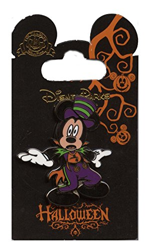 Disney Park Pin - Mickey Mouse im Kost¡§?m - Halloween 2012 - S¡§??es oder Saures - 91559