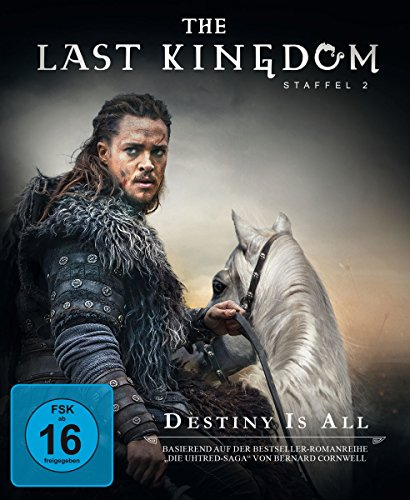 The Last Kingdom - Staffel 2 [4 DVDs]