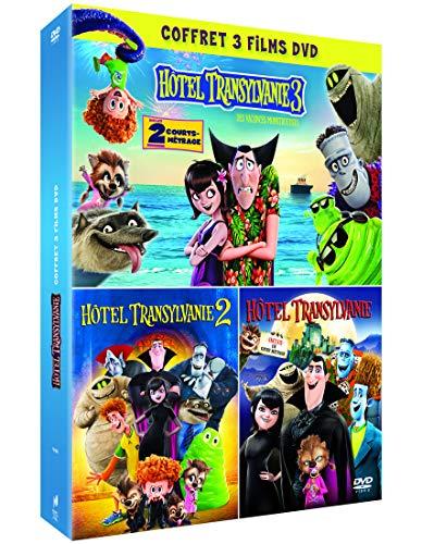 Hôtel Transylvanie - Coffret 3 films