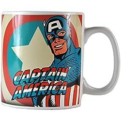 Marvel Comics Taza térmica capitán américa - merchandising cómic