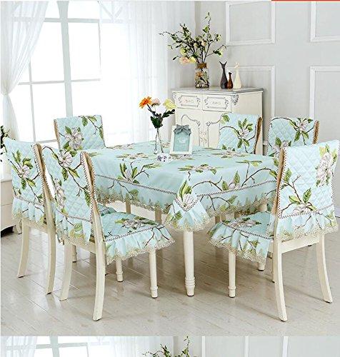 Preisvergleich Produktbild Pastoral Stoff, Tischdecken, Sitzkissen, Stuhlabdeckung,110*160CM