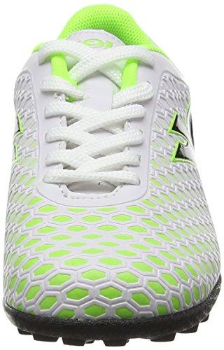 Gola Jungen Ion Vx Fußballschuhe White (White/Lime)