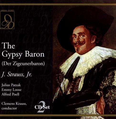 Strauss J. : Le Baron tzigane. Patzak, Loose, Krauss.