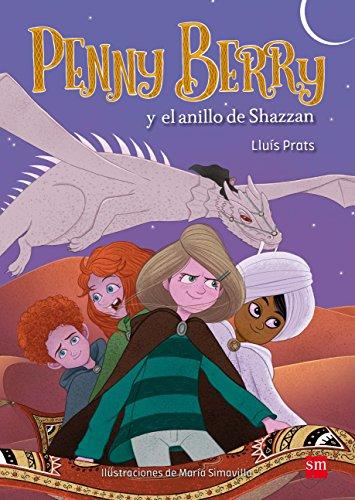 Penny Berry y el anillo de Shazzan por Lluís Prats Martínez