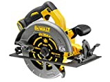 DEWALT DCS575N-XJ Precision Circular Saw DOC Bare, 54 V, Yellow/Black, 67 mm Set