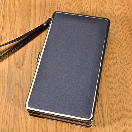 Portafogli da Donna Borsa con diamante tacchi alta modello, Sunroyal Multifunzionale [Grande capacità] Smartphone Wristlet Custodia Case Cover per Sony Xperia XA1, Sony xperia x compact, Sony xperia x Modello 36