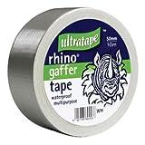 Rhino 50mm 50m ruban adhésif multiusage Argenté