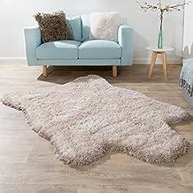 Fell teppich rosa  Suchergebnis auf Amazon.de für: kunstfell teppich