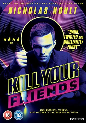 Kill Your Friends [DVD] by Nicholas Hoult