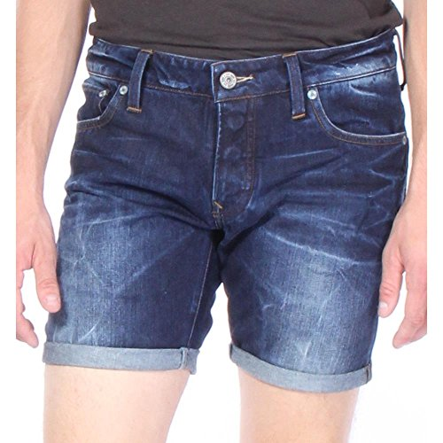 G-star - 3301 Low Tapered Casual Shorts Uomo Medium Aged 33
