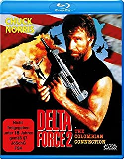 Delta Force 2 - The Colombian Connection [Blu-ray]