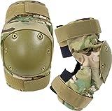 normani Knieschützer mit Weichem und dehnbarem Komfortverschluss Farbe Multitarn