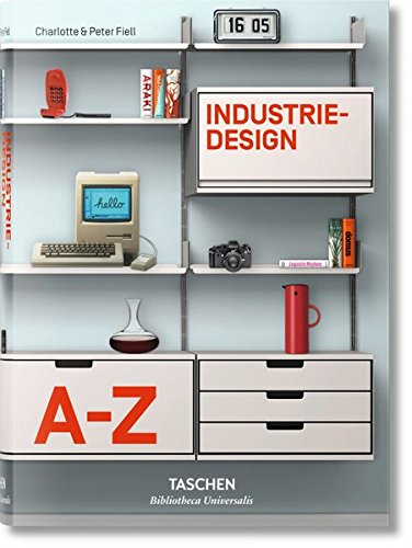 Industriedesign A–Z Buch-Cover