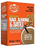 #2: Early Foods - Sprouted Ragi Almond Date Porridge Mix 200g