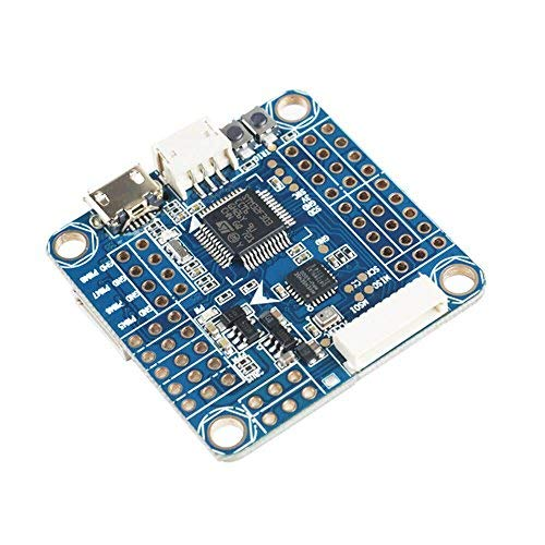 LITEBEE F3 Flight Controller V2 Integrated OSD (SBUS/PPM Input, 8PWM  Output, SD Card Solt, 2-4S Lipo Direct Power, 8 Pin 4in1 ESC Port) for PFV  Racing