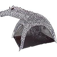 Zebra Pop up Tent