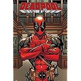 "Póster Marvel Comics ""Deadpool - Brazos cruzados"" (55,9cm x 86,4cm) + embalaje de regalo"