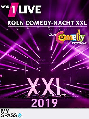 1Live Köln Comedy-Nacht XXL 2019