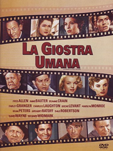La giostra umana [IT Import]