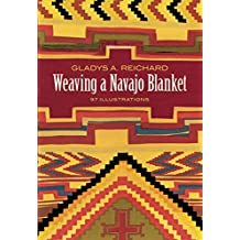 Weaving a Navajo Blanket