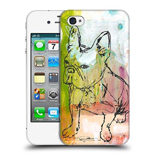 Offizielle Wyanne Einstellung Tiere Ruckseite Hülle für Apple iPhone 4 / 4S Apple Iphone 4s Att 16gb