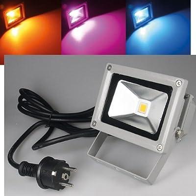 LED-Außenstrahler / Fluter mit 10W LED von Chilitec bei Lampenhans.de