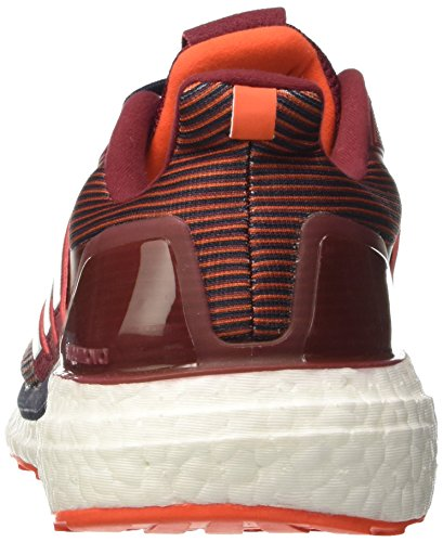 adidas Supernova M, Scarpe da Ginnastica Uomo (Energy/Ftwwht/Conavy)