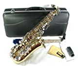 Cherrystone 4260180881653 Alt Saxophon Eb mit Koffer/Zubehör