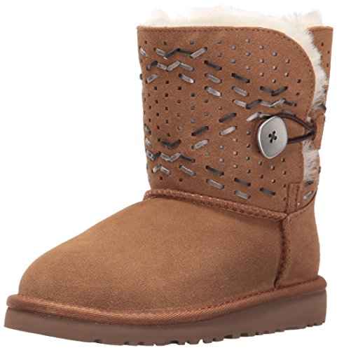 UGG Australia Bailey Button Tehuano, Bottines Mixte Enfant