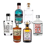 Gin Mini Tasting Set Vol. 2 - 6 x Original Gin minis