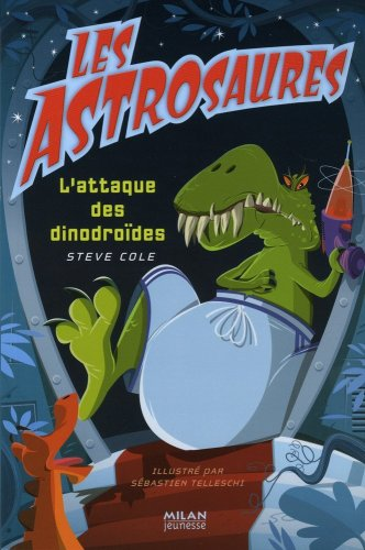 L'attaque des dinodroïdes