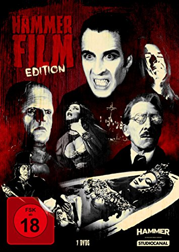 Hammer Film Edition [7 DVDs]