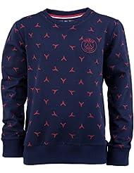 Sweat shirt PSG - Collection officielle Paris Saint Germain - Taille enfant garçon