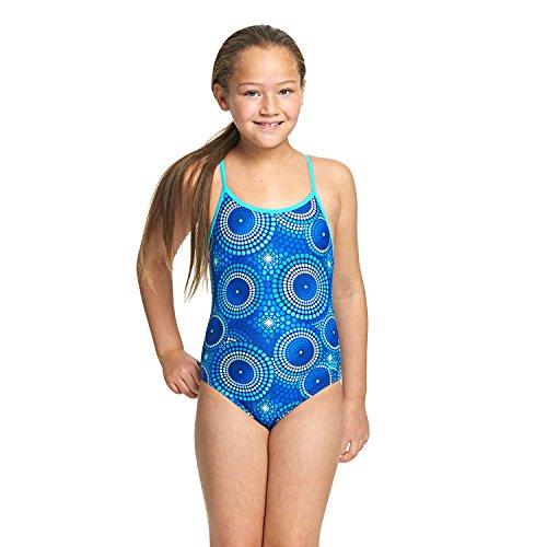 Zoggs Mädchen Badeanzug