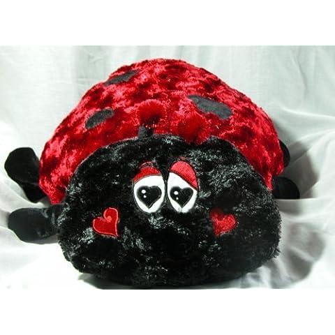Dan Dee Lady (Love) Bug Plush Large Choice Collection by Dan Dee