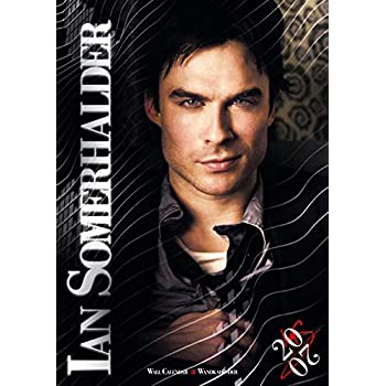 Ian Somerhalder 2020 Calendar - The Vampire Diaries