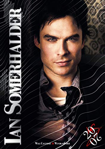 Ian Somerhalder 2020 Calendar: Star of The Vampire Diaries par Ian Somerhalder