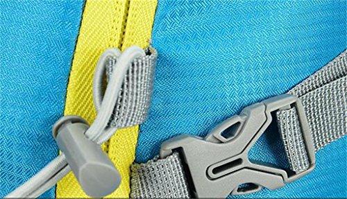 zaino trekking rampicanti esterni della spalla borsa uomini e donne borsa da viaggio zaino campeggio trekking 28L Zaini da escursionismo ( Colore : Giallo , dimensioni : 28L ) Viola