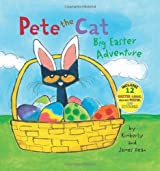 Pete the Cat: Big Easter Adventure by Dean, James, Dean, Kimberly (2014) Hardcover