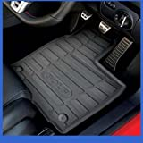 Best Car Mats - Volkswagen VW Golf Mk6 Rubber Car Mats 2009-12 Review