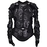 Armadura Profesional Protección Del Cuerpo de La Motocicleta Motocross Racing Body Armor Spine Protectora Pecho Gear Chaqueta