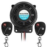 Telecomando per moto, per allarme antifurto - Sistema di sicurezza, suono e vibrazione molto forte dell'allarme