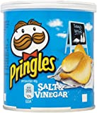Pringles Salt and Vinegar 40 g (Pack of 12)